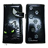 Gothic and Fantasy Lucky Cat Purse