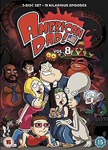 American Dad! Volume 8 [DVD] [NTSC]