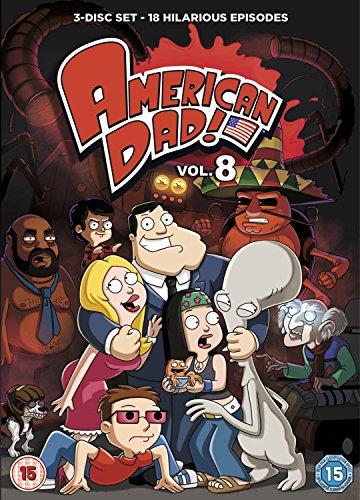 American Dad! - Volume 8 [UK Import]