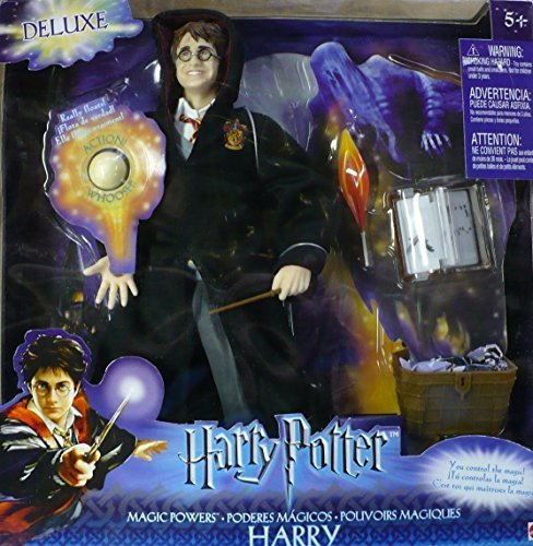 Click for larger image of Harry Potter - Magic Powers Harry