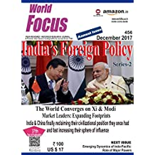 India's Foreigh Policy (December 2017)