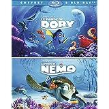 Le Monde de Nemo + Le monde de Dory