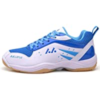 Mengxx Scarpe da Badminton da Uomo Scarpe Sportive Leggere Sneakers Sportive Indoor Traspiranti da Tennis