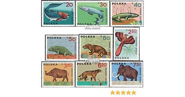 Briefmarken f/ür Sammler kompl.Ausg. Prophila Collection Frankreich 1955,1956 gestempelt 1976 Sondermarken