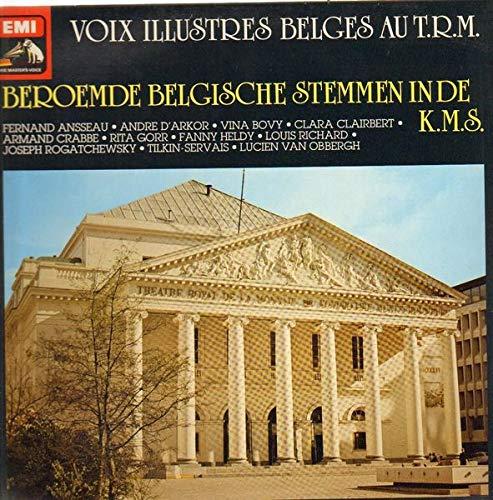 Beroemde Belgische Stemmen in de K.M.S. [Vinyl LP]