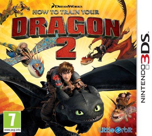 Namco Bandai Games - 130023 - How to Train Your Dragon 2 -...