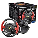 Thrustmaster T150 FERRARI EDITION - Volante - PS4 / PS3 / PC - Force Feedback - Licencia Oficial Ferrari