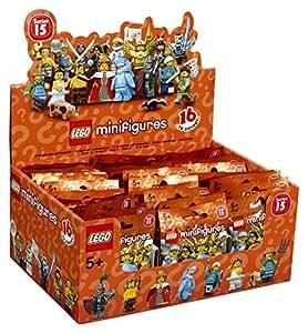 Lego 71011 Minifigures Serie 15 (Confezione 60 Bustine) (1/2016)