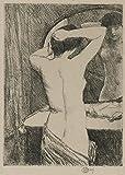 Das Museum Outlet–Der Schminktisch, 1916–Leinwanddruck Online kaufen (152,4x 203,2cm)