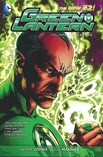 Green Lantern Vol. 1: Sinestro (The New 52) (The New 52: Green Lantern)