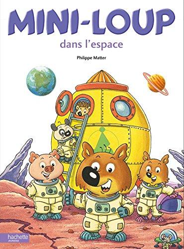 Mini-Loup dans l'espace par Philippe Matter