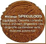 Mélange d'épices pour SPECULOOS - 80 gr