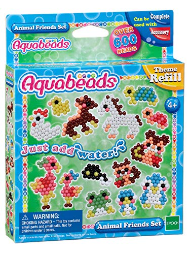 AQUA BEADS Aquabeads 79298 Animal Friends Set
