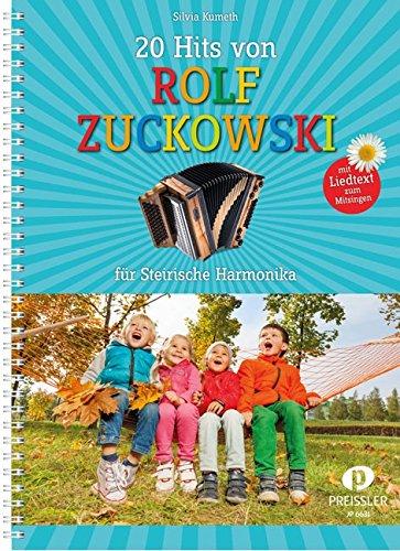 20 Hits von Rolf Zuckowski: für Steirische Harmonika