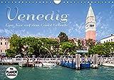 VENEDIG Eine Tour auf dem Canal Grande (Wandkalender 2019 DIN A4 quer): Von San Marco Vallaresso bis Piazzale Roma (Geburtstagskalender, 14 Seiten ) (CALVENDO Orte)