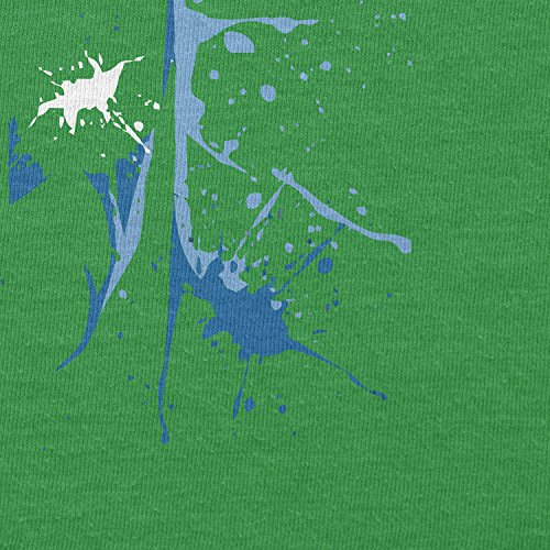 Texlab–The Bat Splash–sacchetto di stoffa Verde