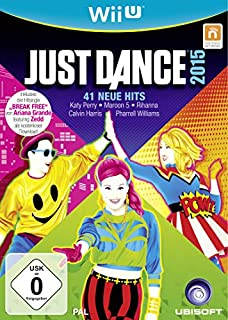 Ubisoft Wii U Just Dance 2015 (B00KYT6KC4) | Amazon price tracker / tracking, Amazon price history charts, Amazon price watches, Amazon price drop alerts