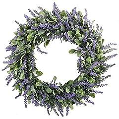 Künstliche Lavendel Deko