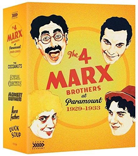 the-4-marx-brothers-at-paramount-1929-1933-blu-ray