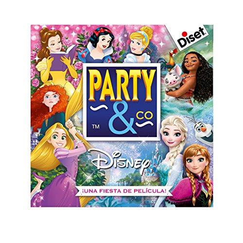 Disney 260 Princesas Disney, Azul / Rosa