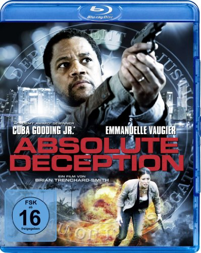 Bild von Absolute Deception [Blu-ray]