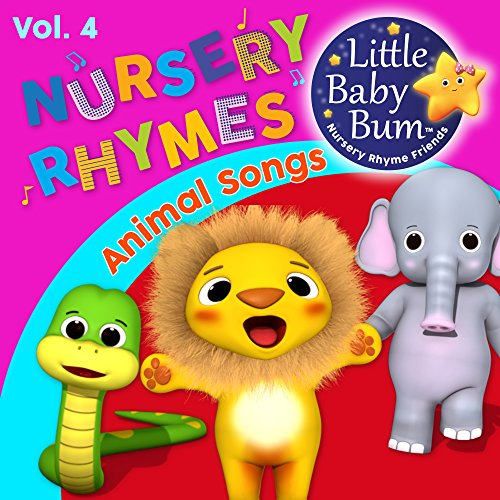 Animal Songs And Nursery Rhymes For Children Vol. 4   Fun Songs For  Learning With