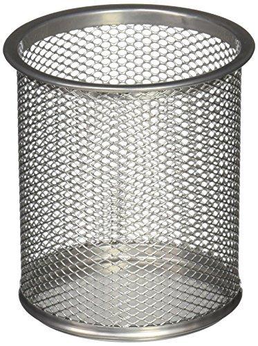 Design Ideas Pencil Cup, Mesh, Silver by Design Ideas Mesh-design-ideen