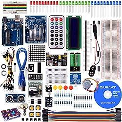 Super Completo Starter Kit Tutorial para Arduino UNO