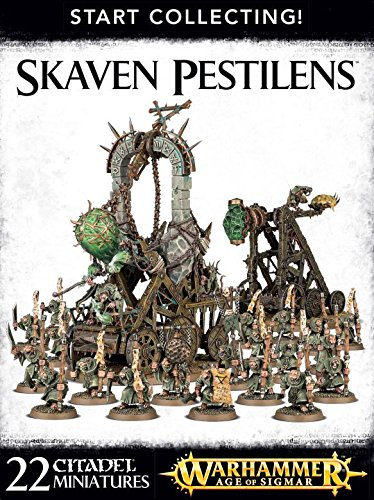 Preisvergleich Produktbild Skaven Pestilens Start Collecting! Warhammer Age of Sigmar 70-90 Games Workshop