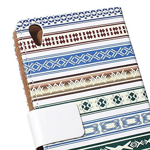 Voguecase® Pour Apple iPhone 6/6s 4,7 Coque, Etui Housse Cuir Portefeuille Case Cover (dream/plume 01)de Gratuit stylet l'écran aléatoire universelle design 31