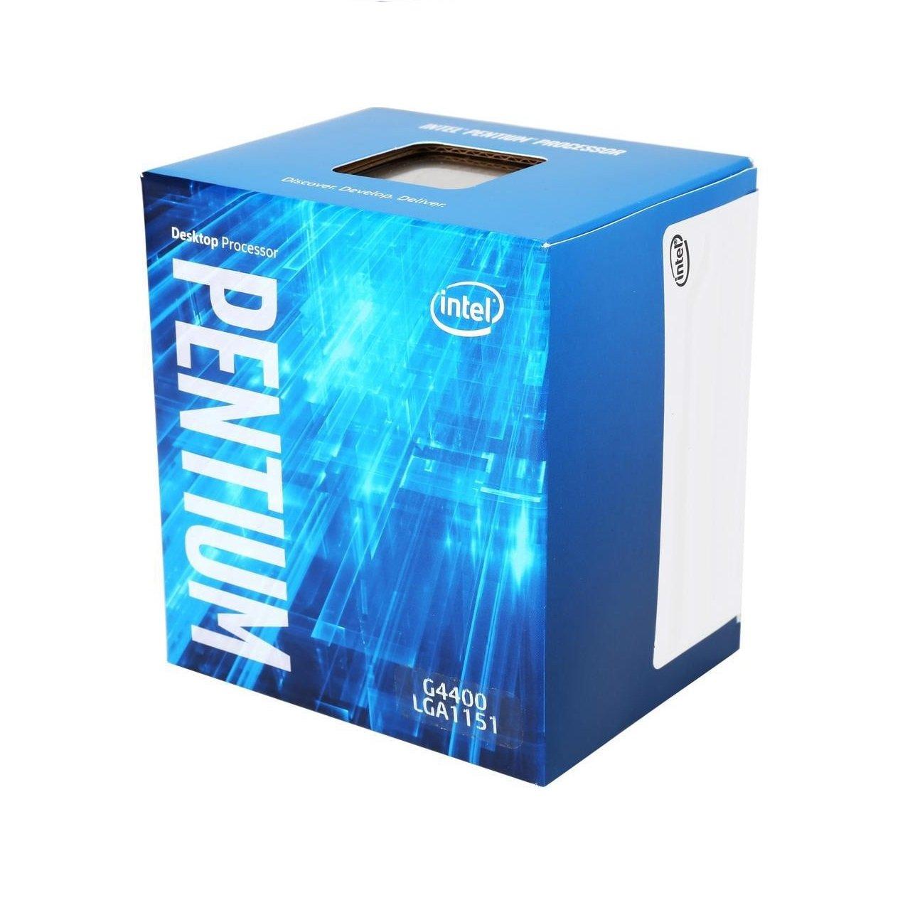 Intel Pentium Processor G4400 (3M Cache, 3.30 GHz)