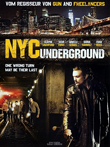 NYC Underground Cover