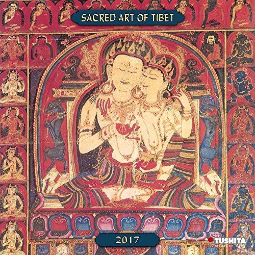 Sacred Art of Tibet 2017 Mindful Edition: Buddhistische Kunst aus Tibet (Mindful Editions)