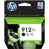 HP 912XL, 3YL84AE, Cartuccia Originale ad Alta Capacità da 825 Pagine, Compatibile con Stampanti a Getto di Inchiostro Office