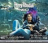Perry Rhodan NEO MP3 Doppel-CD Folgen 155 + 156: Der Andromdeda-Basar / Die Schmiede des Meisters