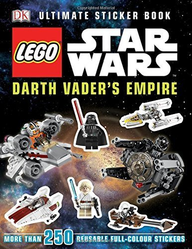 LEGO Star Wars Darth Vader's Empire Ultimate Sticker Book (Ultimate Stickers) by DK (2014-05-01)