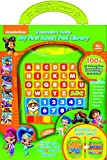 Nickelodeon My First Smart Pad Electronic Activity Pad and 8 Book Library