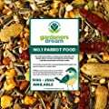GardenersDream NO1 Parrot Food | Premium Quality High Energy Mix | Nutritious Wild Garden Bird Feed | Additive Free Cleaned to 99.9% Purity | Provides Both Mental and Physical Stimulation from GardenersDream