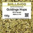 Home Brew - Balliihoo® 100g Vacuum Foil Packed Goldings Hops