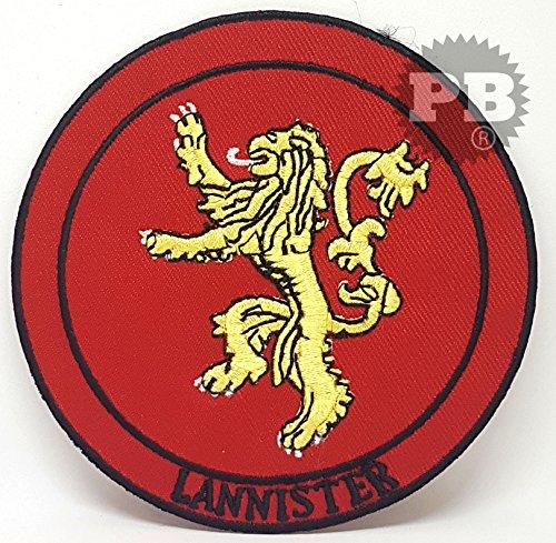 Parche Juego Tronos escudo Lannister