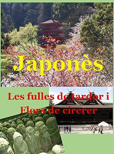 Japonès L Les fulles de tardor i Flors de cirerer (Catalan Edition) por blackchoco