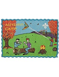 Scouting Autumn Camp Fun Badge - Collectors Item!