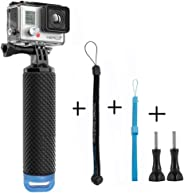Homeet Bastone Galleggiante per GoPro, Action Cam Impugnatura Impermeabile Handle per SJCAM/ Akaso/ Garmin Virb/ DBPOWER/ YI
