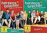 Herzensbrecher - Vater von vier Söhnen Staffel 3+4 / DVD Set