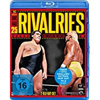 WWE presents The Top 25 Rivalries in Wrestling History