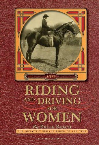 Riding and Driving for Women par  Belle Beach