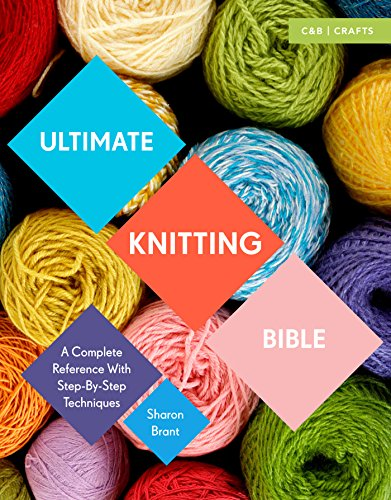 Ultimate Knitting Bible Step Step Ebook