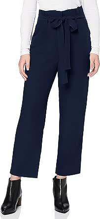 find. Pantaloni Vita Paperbag Donna