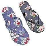 Damen-Mädchen-Flip Flop Summer beach Pool Schuhe