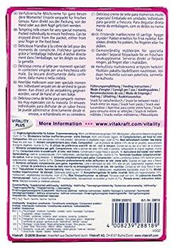 VITAKRAFT P/7 Milky Melody Pure Friandise pour Chat 70 g - Lot de 3
